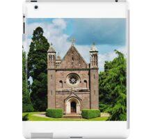 countryside  chapel,  iPad Case/Skin