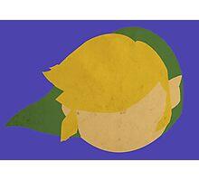 Legend of Zelda - Simplistic Link Photographic Print