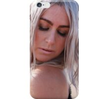 Natalya III iPhone Case/Skin