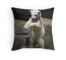 Hokey Pokey Throw Pillow
