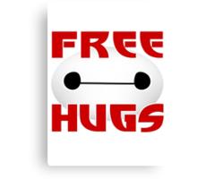Free Hugs!* Canvas Print