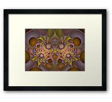 Fractal 12 Framed Print