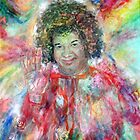 Sathya Sai Baba  by Lorna Gerard