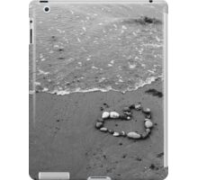 A heart of stone iPad Case/Skin
