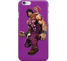 Final Fight - Poison & Hugo iPhone Case/Skin
