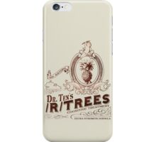 Dr. Ten's /r/trees iPhone Case/Skin