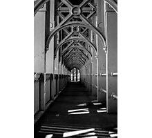 City Symmetry  Photographic Print