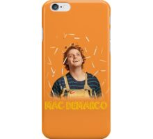 Mac Demarco - Love for his cigarettes!  iPhone Case/Skin