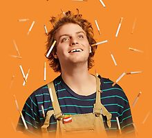 Mac Demarco - Love for his cigarettes!  by Leo Ion