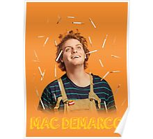 Mac Demarco - Love for his cigarettes!  Poster