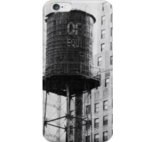 The water tower iPhone Case/Skin