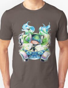 Chibi Kinetic DJ Sona T-Shirt