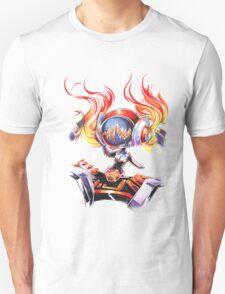Chibi Concussion DJ Sona T-Shirt