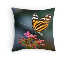 Ithomiidae Throw Pillow