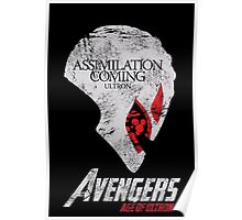 Ultron is Coming Poster