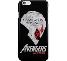 Ultron is Coming iPhone Case/Skin