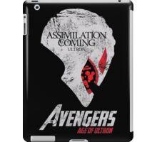 Ultron is Coming iPad Case/Skin