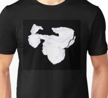 wHITE pAGES   ---  R - Z Unisex T-Shirt