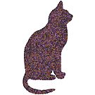 Cat Collage-Available As Art Prints-Mugs,Cases,Duvets,T Shirts,Stickers,etc by Robert Burns