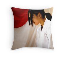 AniRei Throw Pillow