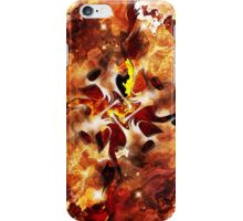 The Four Elements: Fire iPhone Case/Skin