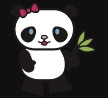 Cartoon Panda Kids Clothes