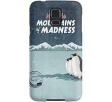 Visit the Mountains of Madness Samsung Galaxy Case/Skin