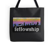 Fellowship of the patagonia Tote Bag