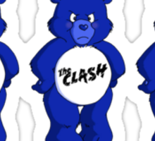 Punk Bears Sticker