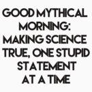 Making Science True by Abigail-Devon Sawyer-Parker