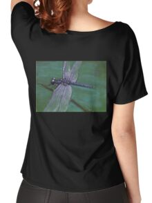 Resting Dragonfly Women's Relaxed Fit T-Shirt
