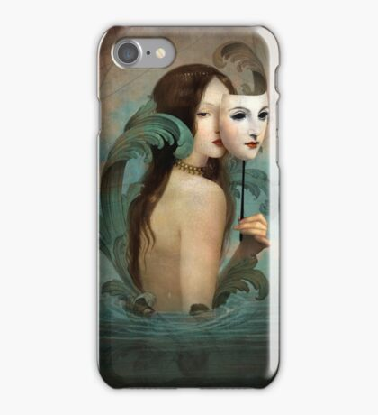 Linger in the Shadows iPhone Case/Skin