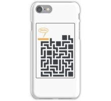 Tetris Damn Moment iPhone Case/Skin