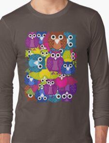 owlish T-shirt  Long Sleeve T-Shirt