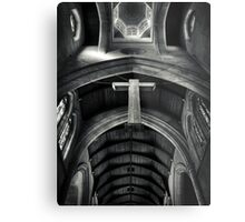 The Cross. Metal Print