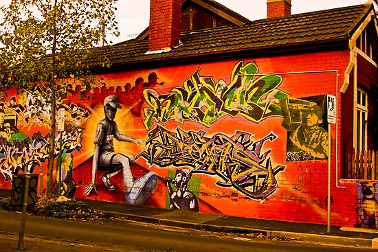 Suburban colour (2) by rochelle