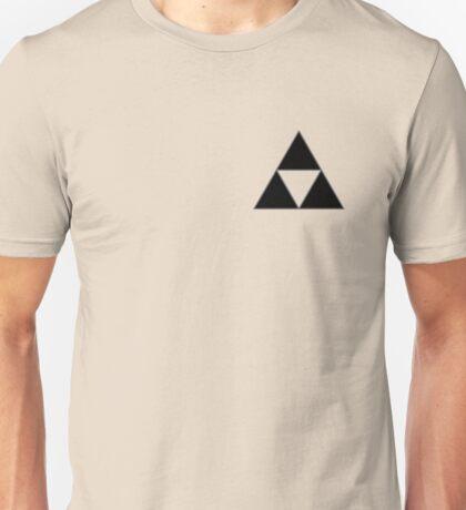 Triforce, The Legend of Zelda Unisex T-Shirt