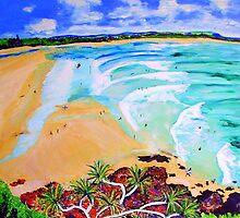 Byron Bay Australia  by gillsart