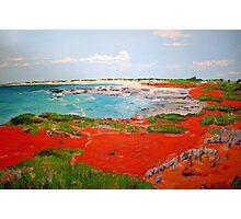 Broome View  Photographic Print