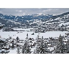 Bad Oberdorf Photographic Print