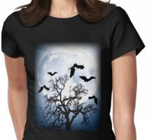 dreamscape tee Womens Fitted T-Shirt