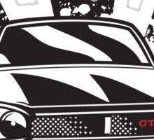 I Heart Old Skool: C10 Skyline Sticker