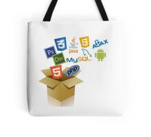 new features Tote Bag