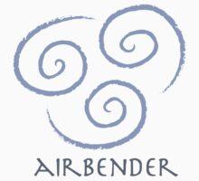 Airbender One Piece - Short Sleeve