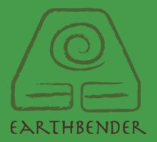 Earthbender Kids Tee