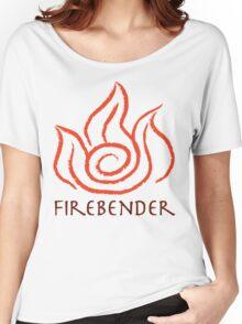 Firebender Women's Relaxed Fit T-Shirt