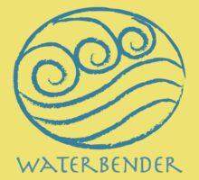 Waterbender Kids Clothes