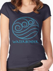 Waterbender Women's Fitted Scoop T-Shirt