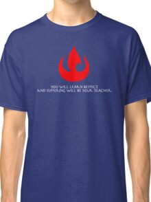 Fire Nation Lessons Classic T-Shirt