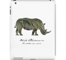 Nature Et Al. Three iPad Case/Skin